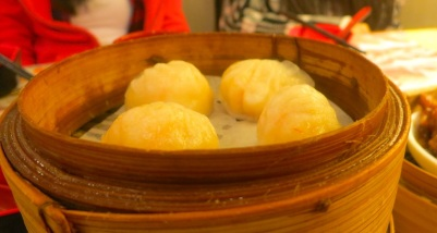Steamed Prawn Dumpling AKA Hakaw. Ever one of my staples.