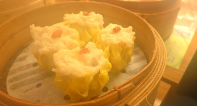Pork and Shrimp Shu Mai