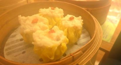 Pork and Shrimp Shu Mai