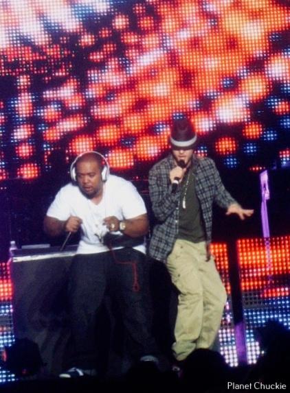 """""""Timbaland + Timberlake"""""""